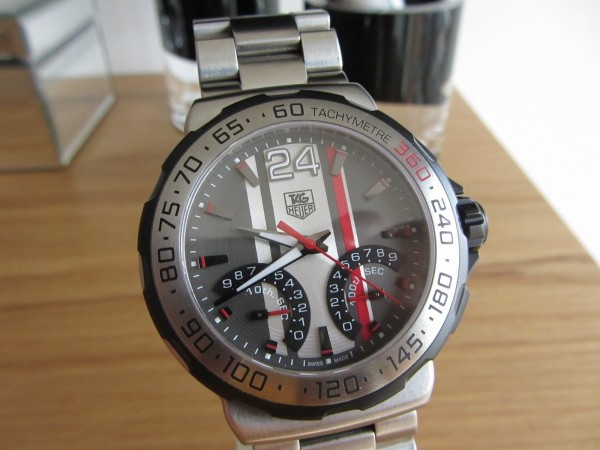 one from the tag heuer f1 range the collector