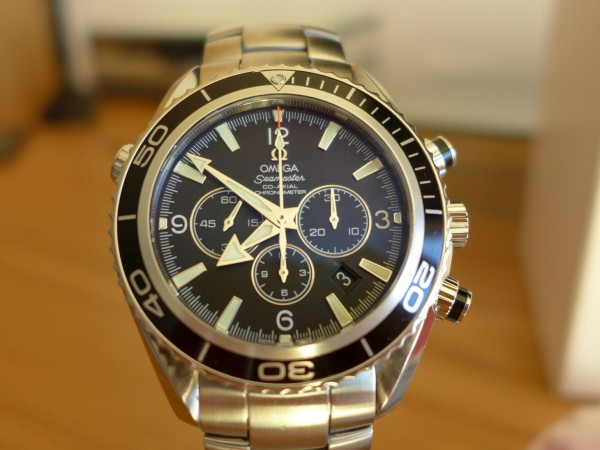 omega planet ocean chronogragh