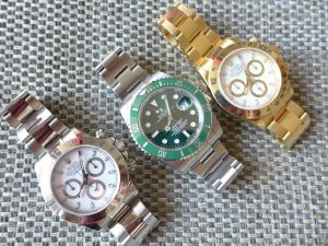 The three Amigos Rolex Content !!