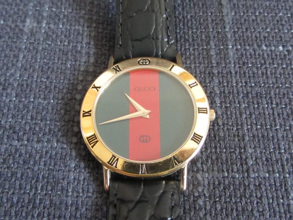 Men's Gucci Classic Quartz Watch