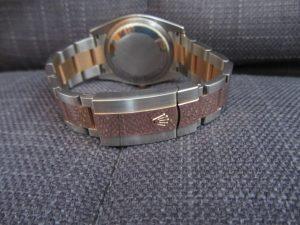 The Rolex Bracelet types