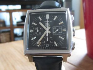 The Tag Heuer Monaco Cw2112-0