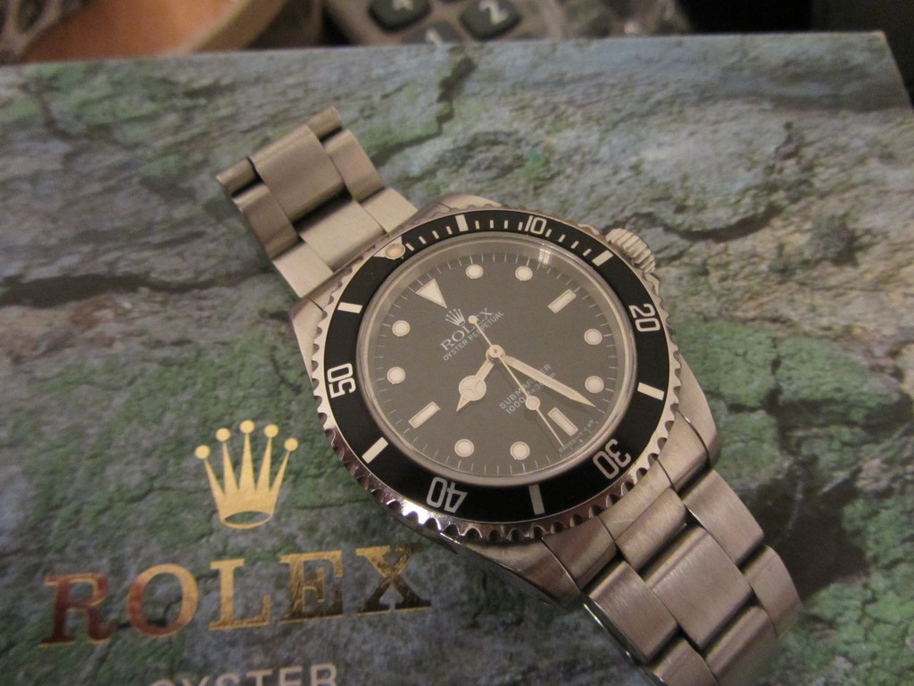 Another Iconic Rolex Submariner Model 14060