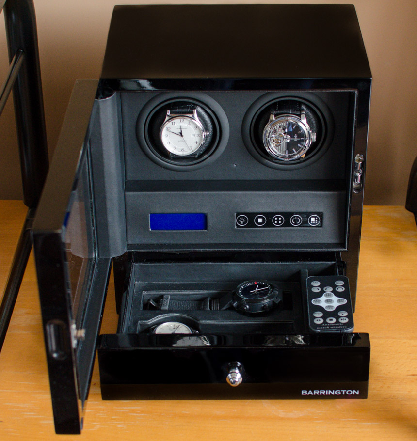 Prestige watch winder by Barrington