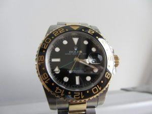 ROLEX GMT MASTER 2 CERAMIC 116763LN