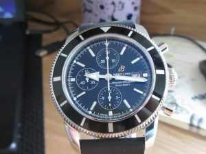 A small review on the breitling Super Heritage 46mm chronograph A13320