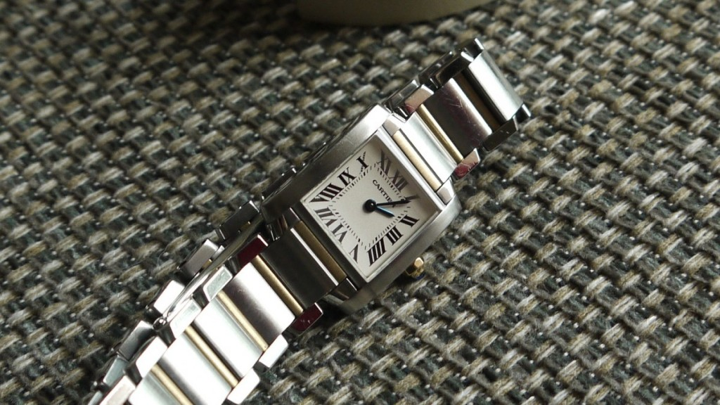 Another for the Ladies Cartier Tank Francaise 2384