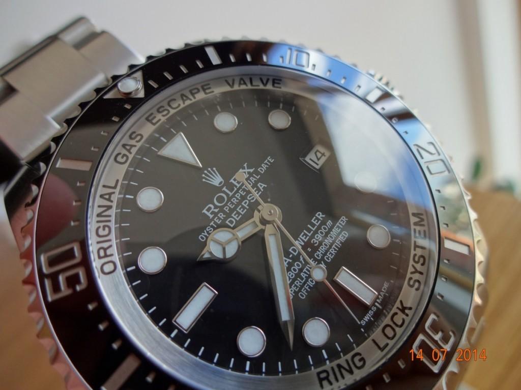 The Rolex 116660 Deepsea Big !