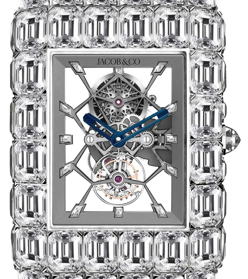 Jacob & Co Billionaire Watch $18.6 Million Dollars