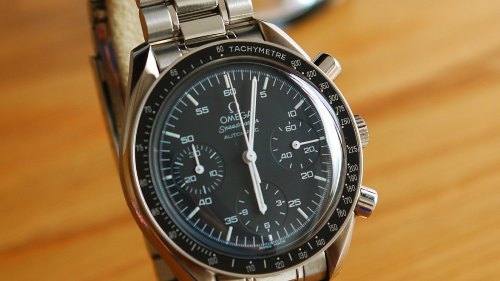 The Omega Speedmaster Moonwatch Reduced ref 3510.50.00