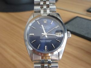 More Vintage. Rolex Datejust 6824 Midsize