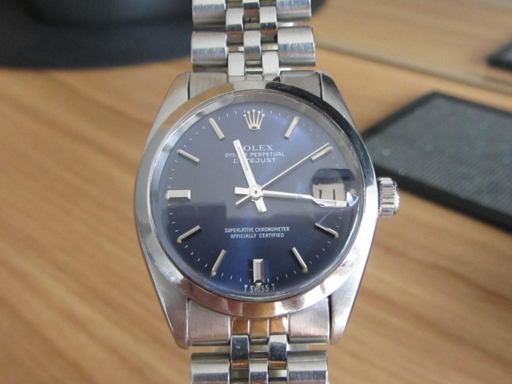 More Vintage. Rolex Datejust 6824 Midsize