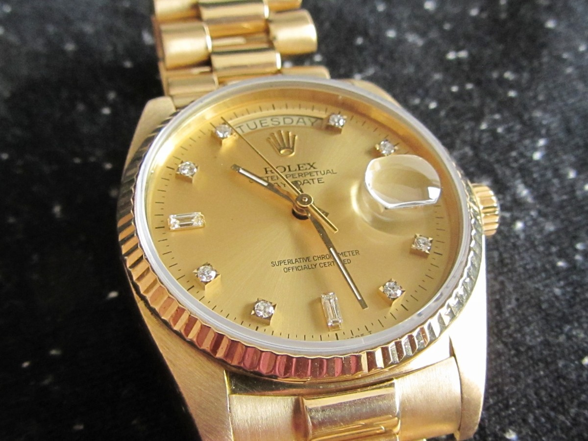 Top Five Best Vintage Rolex Buys Under $8000