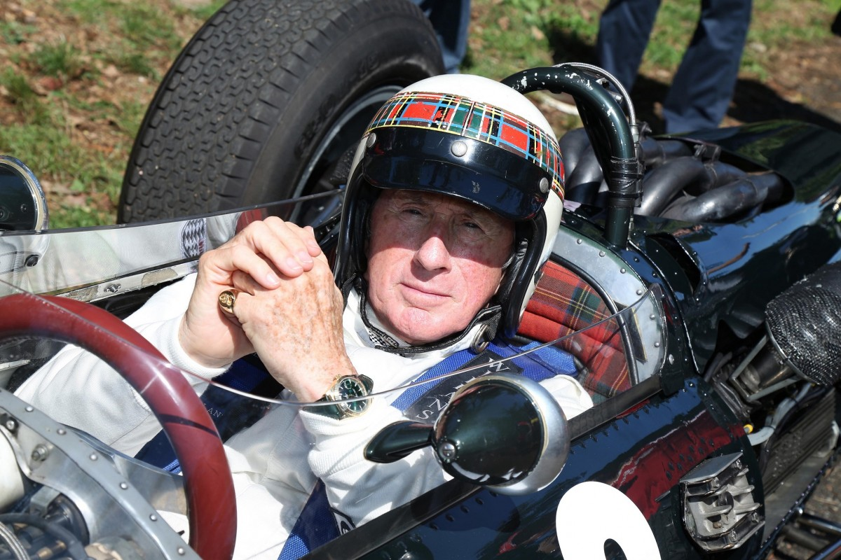 One on One with Rolex Ambassador Sir Jackie Stewart