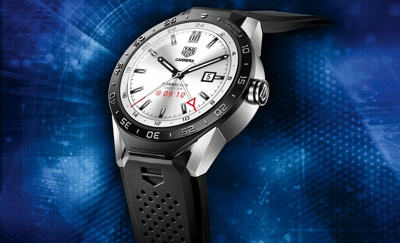 Tag Heuer Connected watch forefront of smart watch