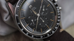 Understanding the entire Omega Speedmaster
