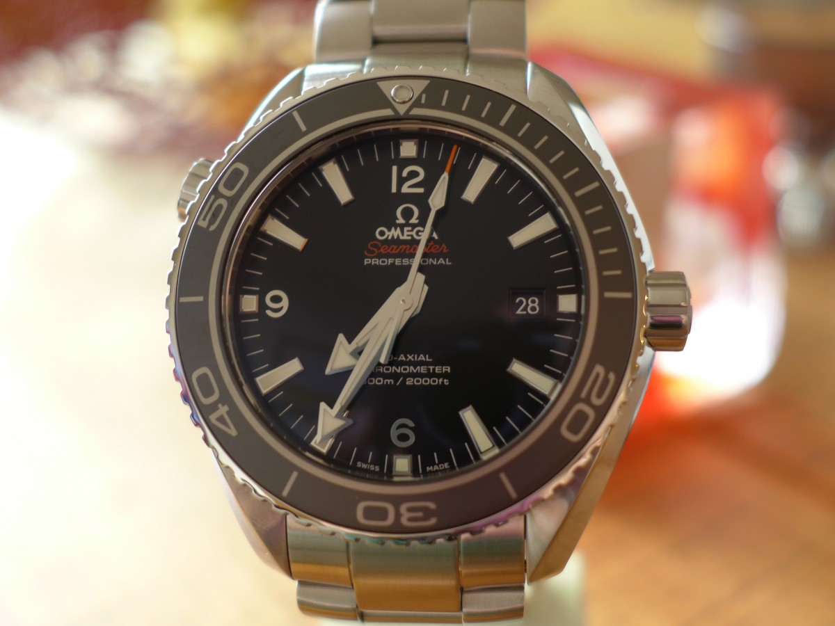 The Omega Planet Ocean XL Ceramic 232.30.46.21.01.001