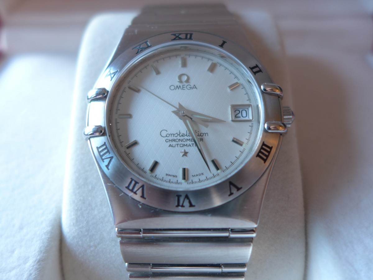 Omega Constellation 1502.30.00 Stainless Steel Watch