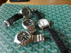 Panerai Fest a Small collection !!