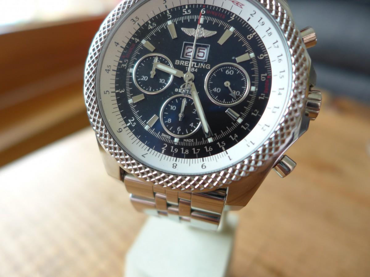 Breitling for bentley / breitling bentley authentic genuine luxury watch показать похожие.