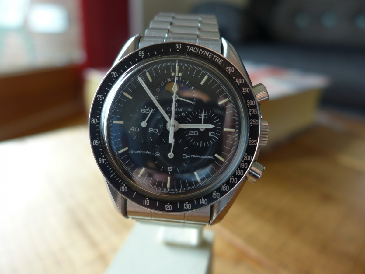 Omega Moonwatch Moonphase ST345.0809