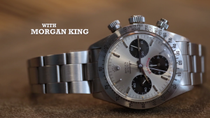 Talking Watches with Morgan King