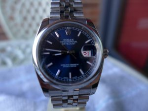 Hands on With Rolex Datejust 116200