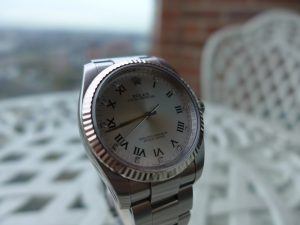Hands on with Rolex Datejust 116034