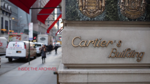 Inside the Archives of Cartier