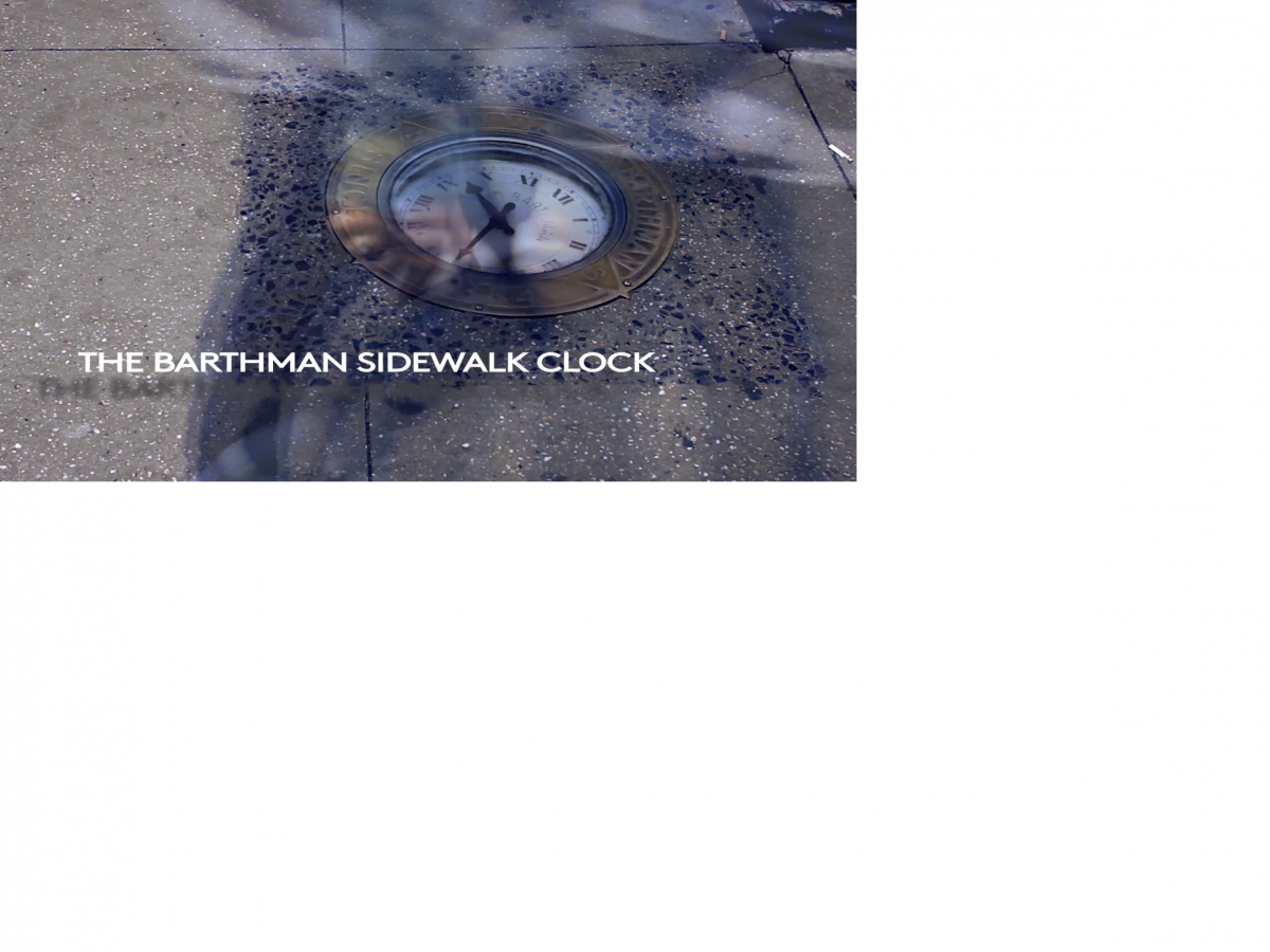 Story Behind The New York Sidewalk Clock