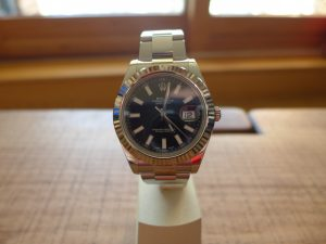Hands On With The Rolex Datejust II 116334