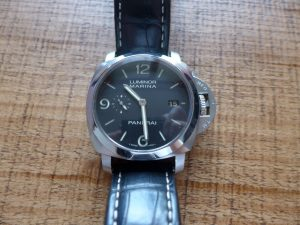 Hands on with Panerai Luminor Marina 312 1950 3 day