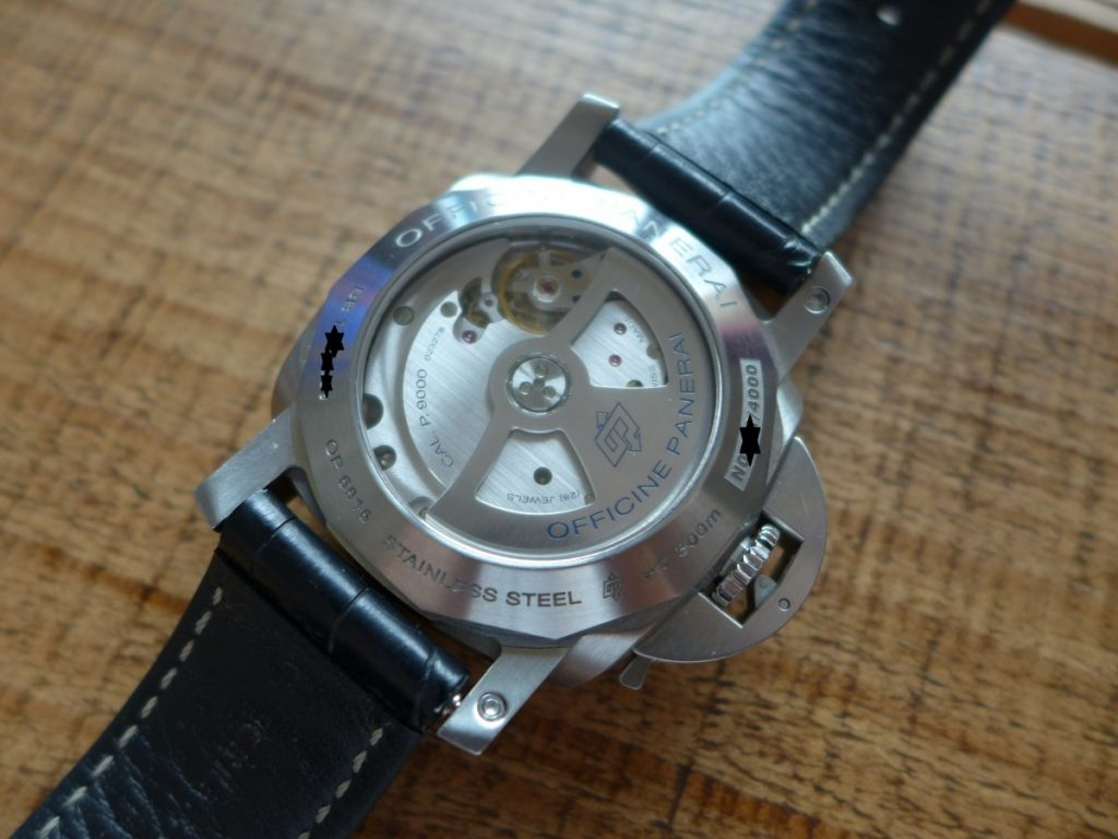 Panerai watch buyer
