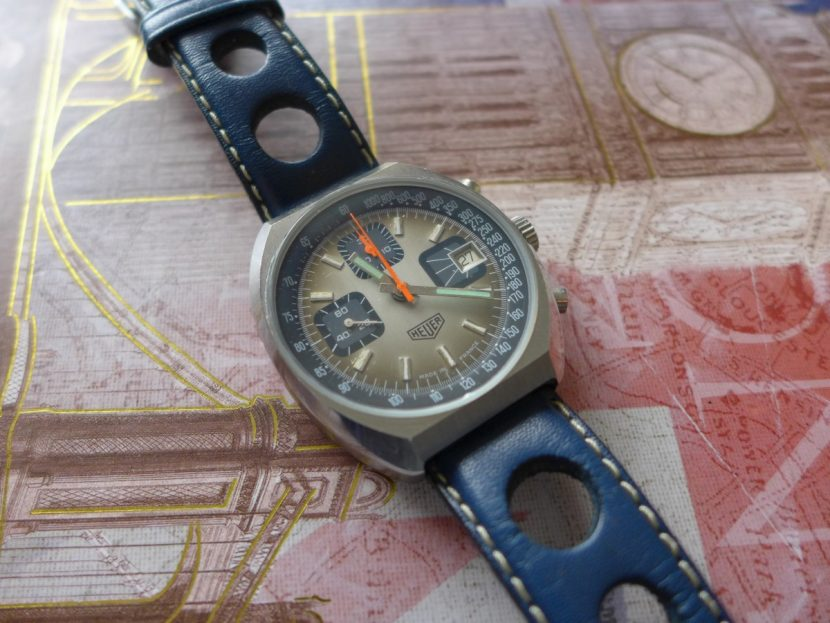 sell your Heuer watch