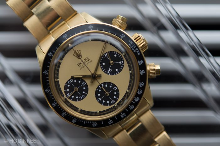 Record Breaking Rolex's at Phillips Auction Geneva !!