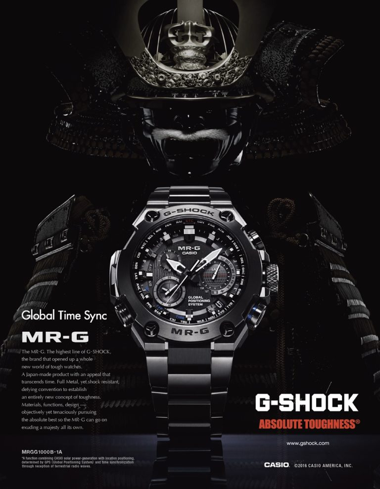 Casio G Shock Watches Tough as hell!