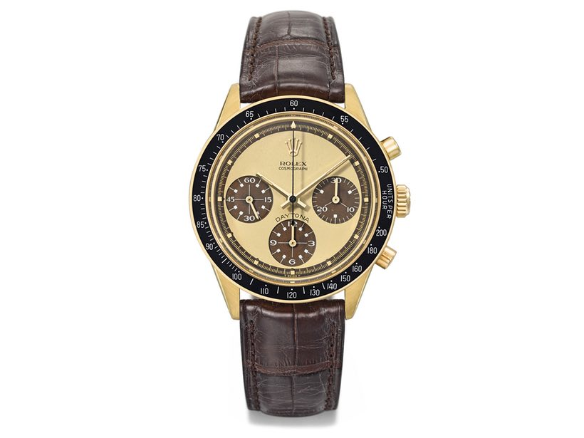 Christie's Auction Another Paul Newman Daytona!!