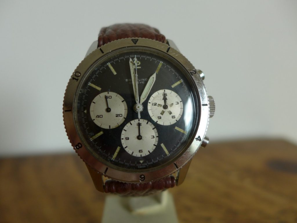 Vintage Breitling buyer