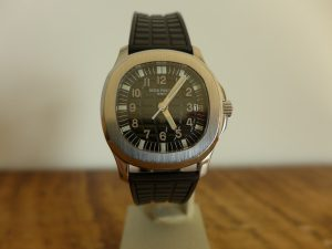 Hands on With Patek Philippe Aquanaut 5066A- 001
