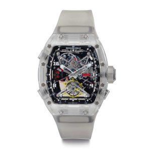 Richard Mille Prototype At Christie's Auction