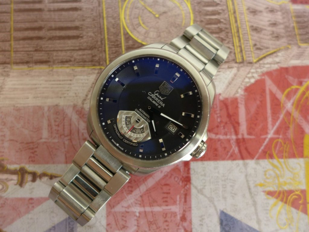 Cash in Tag Heuer today