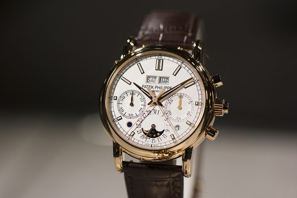 Patek Philippe Auction