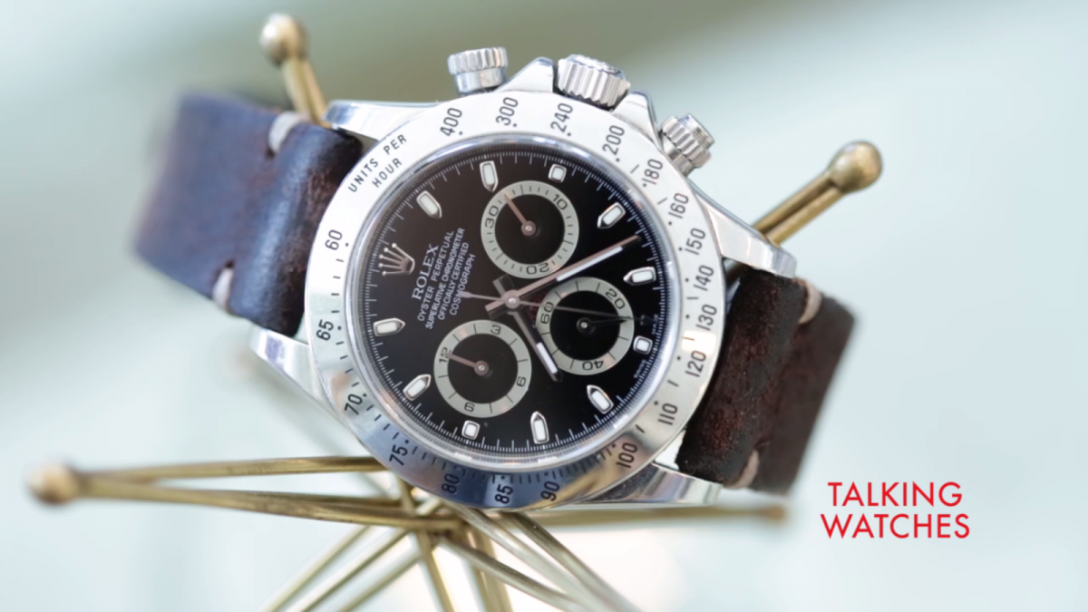 Talking Watches With John Edelman