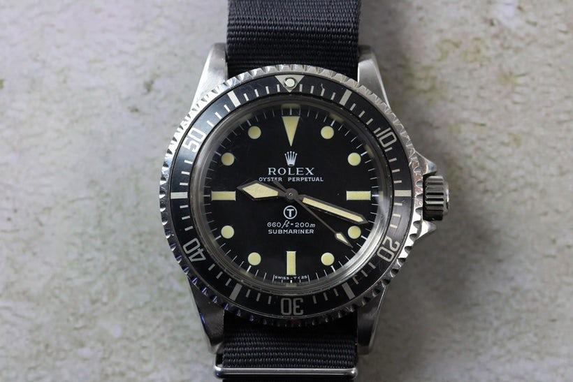 selling Rolex 5513