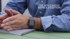 Hands on Apple Watch Series 3