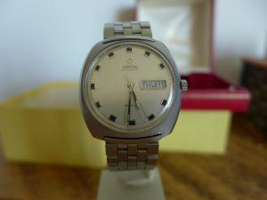 Vintage Omega Deville 166 053 Day Date