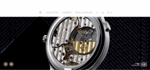 Patek Philippe Launches A New Site