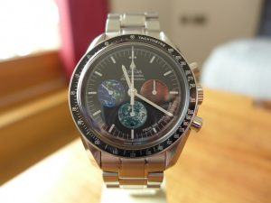 Omega Speedmaster Moonwatch 3577.50.00 Moon To Mars
