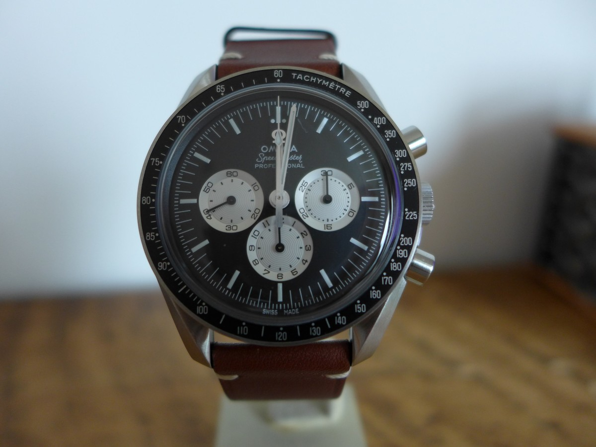 "The Official Omega ""Speedmaster Tuesday"" Ref: 311.32.42.30.01.001"