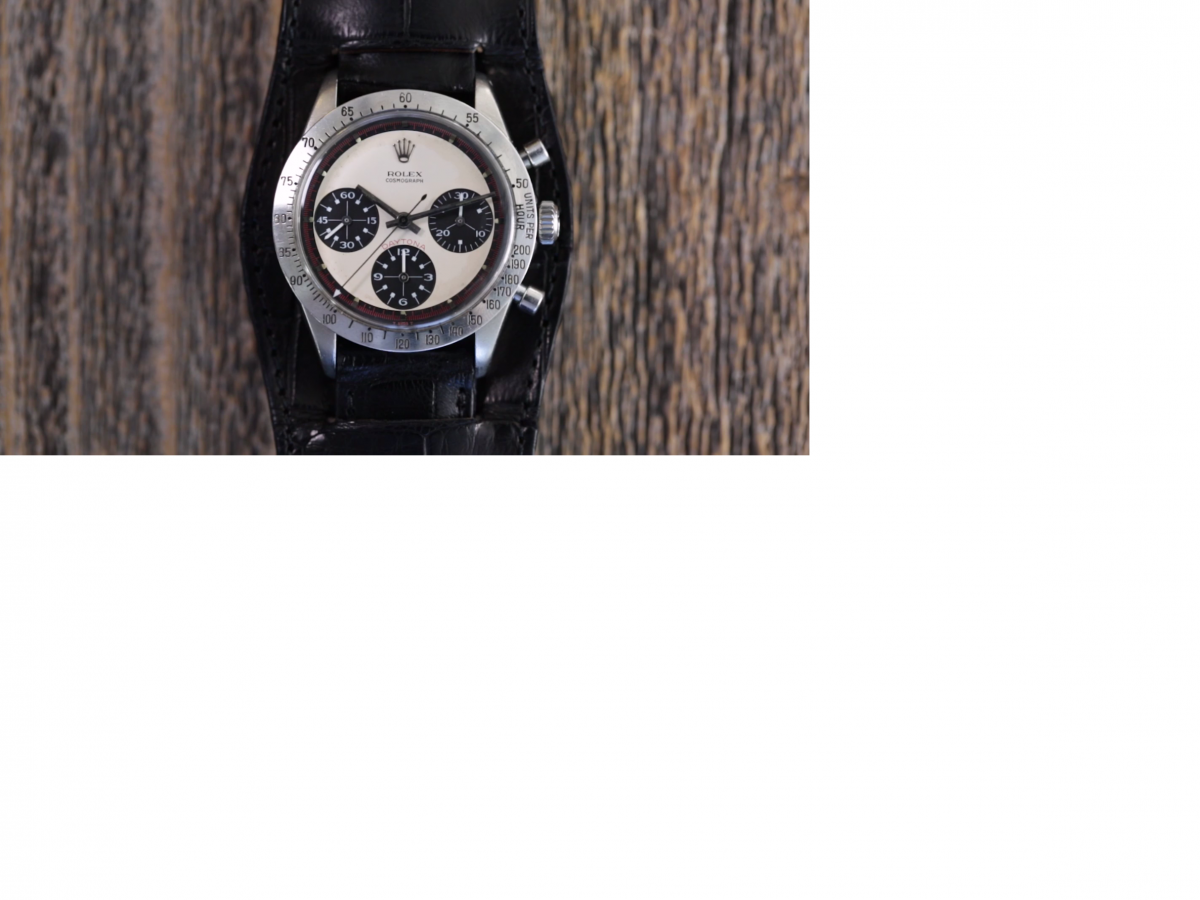 The Sale Of The Paul Newman Daytona 6239 At Phillips Auction